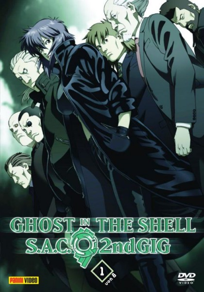 Ghost in the Shell: Stand Alone Complex 2nd Gig 1