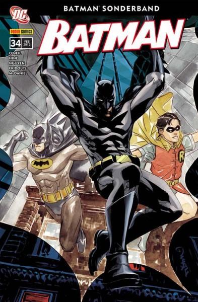 Batman Sonderband 34 - Im Angesicht des Feindes