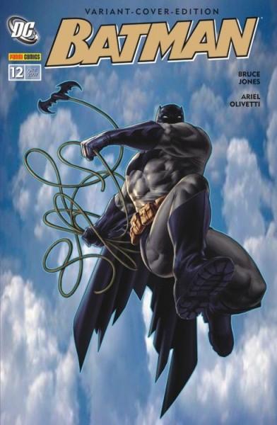 Batman Sonderband 12: Dunkler als der Tod Variant
