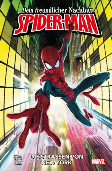 Dein freundlicher Nachbar Spider-Man 1: Die Strassen von New York