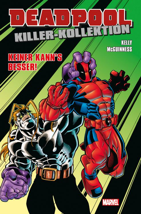 Deadpool Killer-Kollektion 3: Keiner...