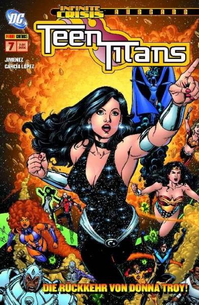 Teen Titans Sonderband 7: Die Rückkehr von Donna Troy