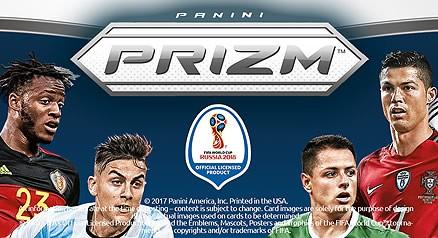 PRIZM Trading Cards