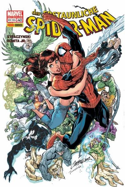Der erstaunliche Spider-Man 40