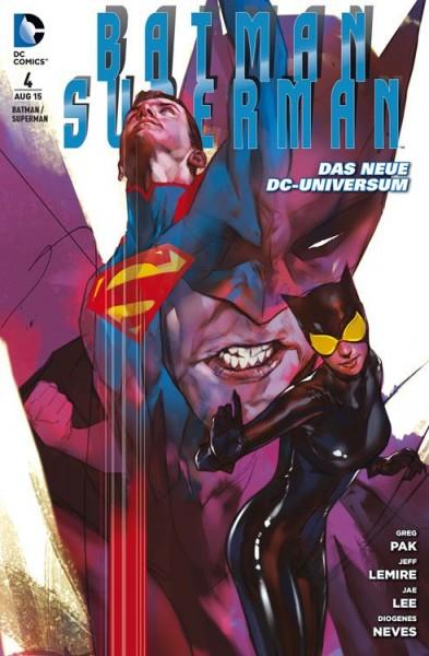 Batman/Superman 4