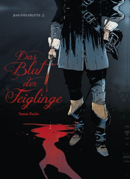 Das Blut der Feiglinge 1: Yamas Rache