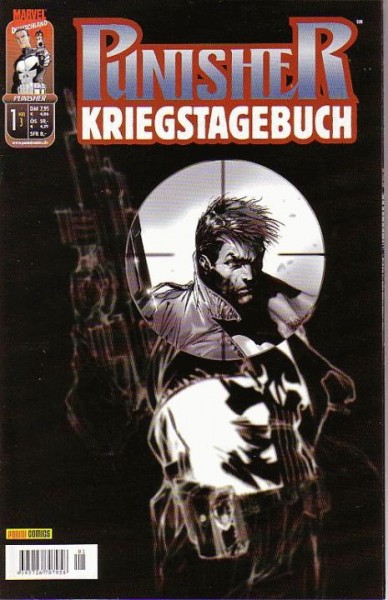 Punisher - Kriegstagebuch 1