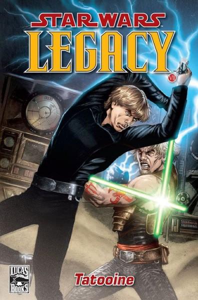Star Wars Sonderband 53: Legacy 7