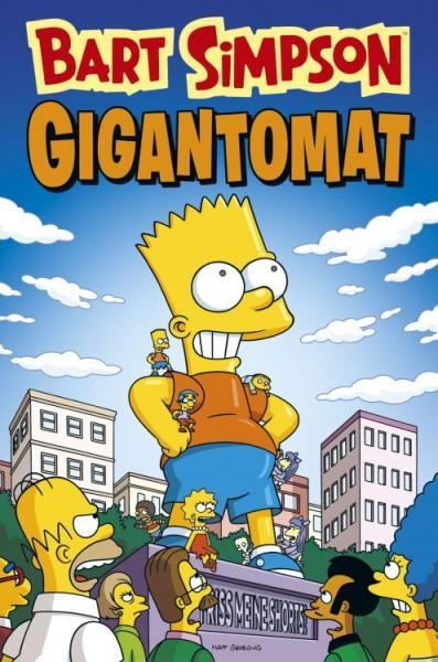 Bart Simpson Sonderband 12 - Gigantomat