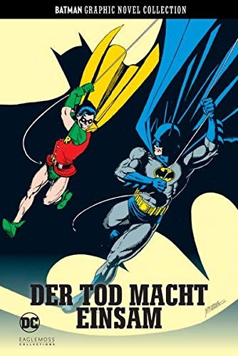 Batman Graphic Novel Collection 51: Der Tod macht einsam Cover