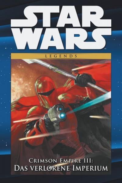 Star Wars Comic-Kollektion 57: Crimson Empire III - Das verlorene Imperium