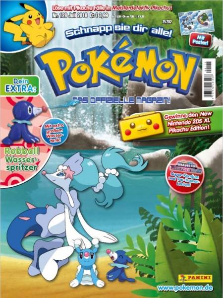 Pokémon Magazin 128