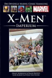Hachette Marvel Collection 22: X-Men - Imperium