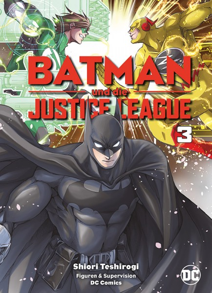Batman und die Justice League 3