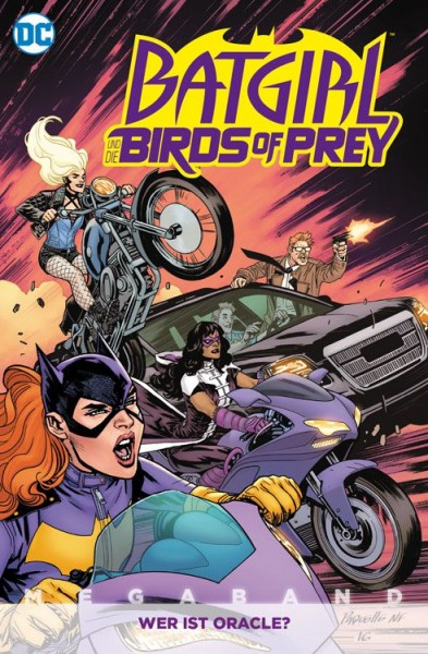 Batgirl und die Birds of Prey Megaband 1: Wer ist Oracle?
