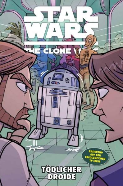 Star Wars: The Clone Wars 14 - Tödlicher Droide