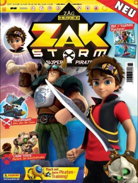 Zak Storm 01/19
