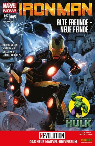 Iron Man/Hulk 5