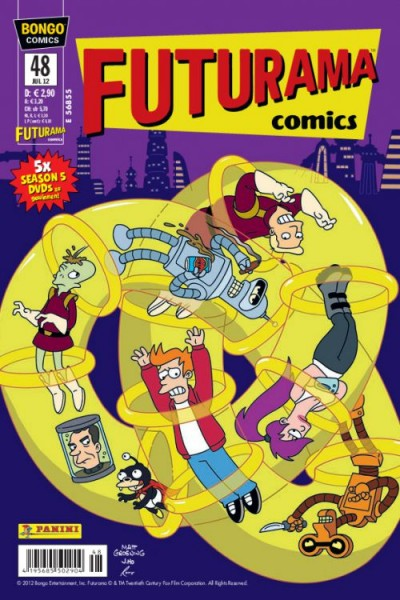 Futurama Comics 48