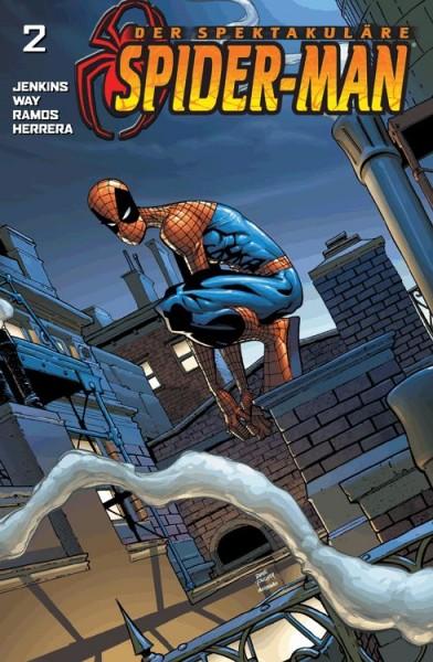 Der spektakuläre Spider-Man 2