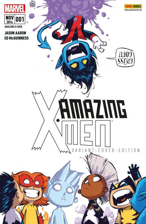 Amazing X-Men 1 Variant