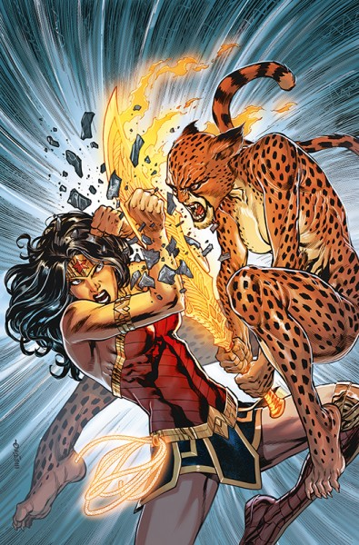 Wonder Woman 12 Cover
