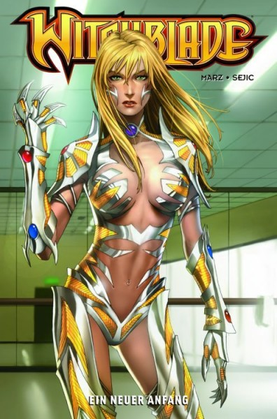 Witchblade 1 Variant