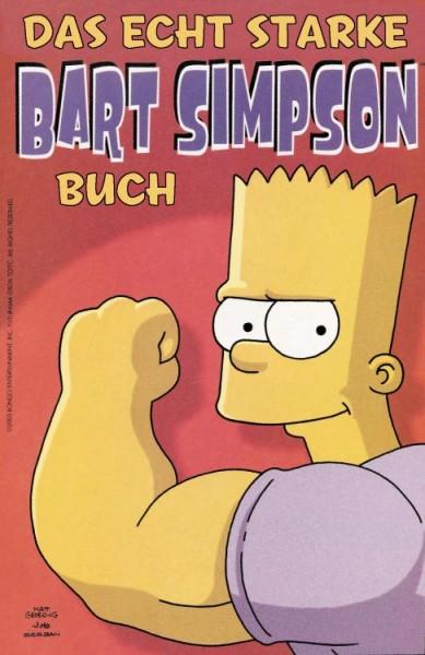 Bart Simpson Sonderband 4: Das echt starke Bart Simpson Buch