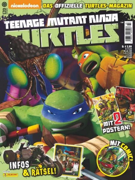 Teenage Mutant Ninja Turtles - Magazin 23