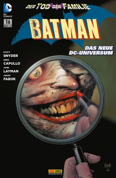 Batman 16 (2012)