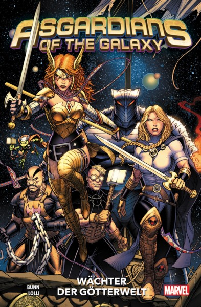 Asgardians of the Galaxy 1: Wächter der Götterwelt