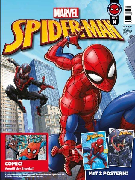 Spider-Man Magazin 14
