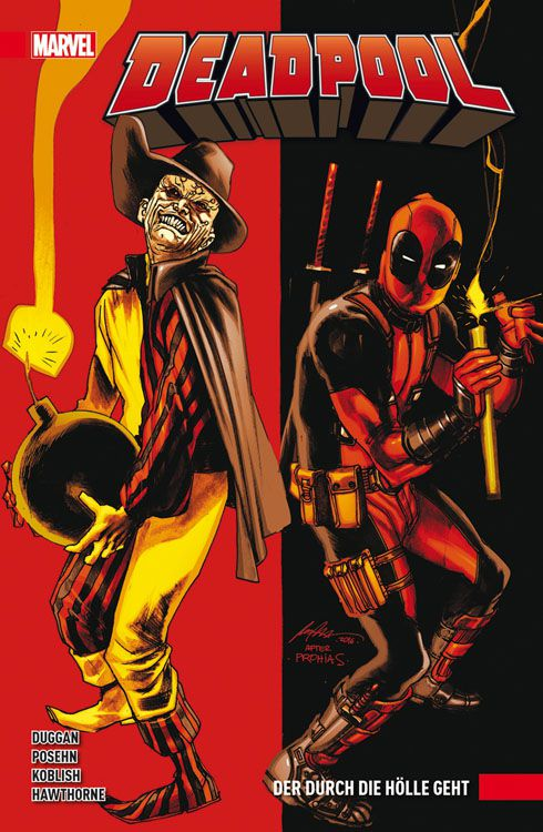 Deadpool Paperback 3: Der durch die...