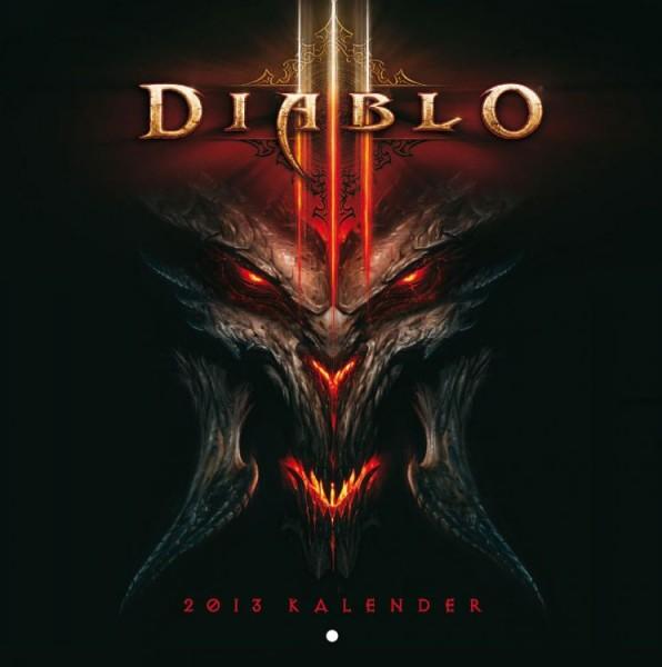 Diablo III - Wandkalender (2013)