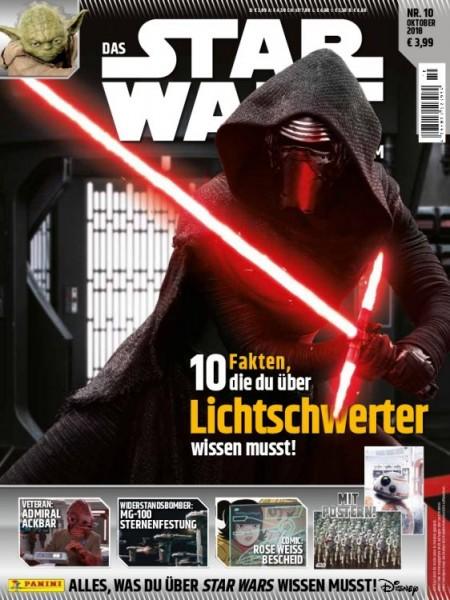 Star Wars Universum Magazin Ausgabe 10 Cover