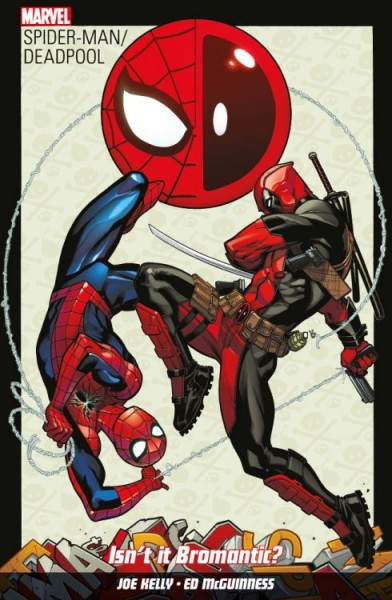 Spider-Man/Deadpool 1 (Engl.)