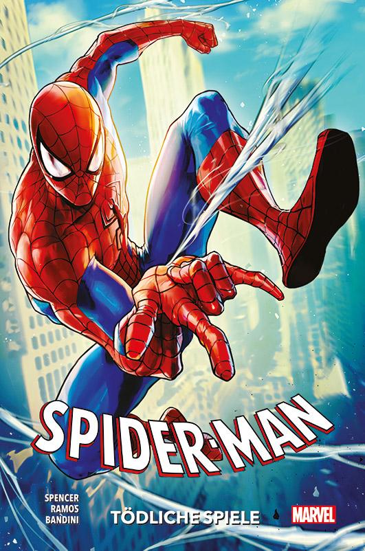 Spider-Man Paperback  2: Tödliche...
