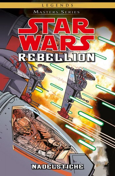 Star Wars - Masters 13 - Rebellion III - Nadelstiche