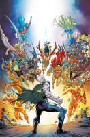 Justice League 21 Cover