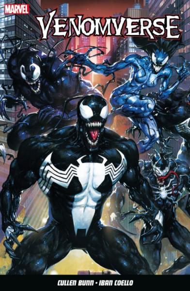 Venomverse (Englisch)