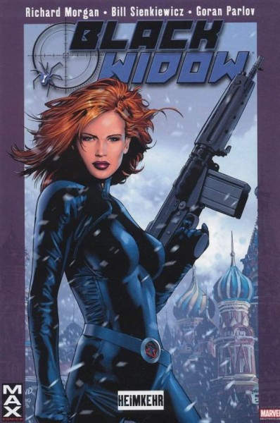 Max 10: Black Widow - Heimkehr