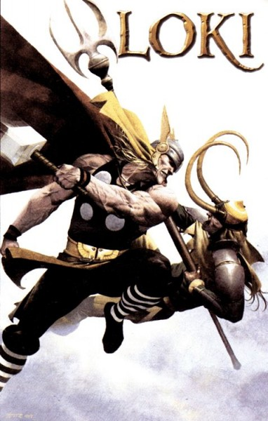 Marvel Graphic Novels 6: Loki