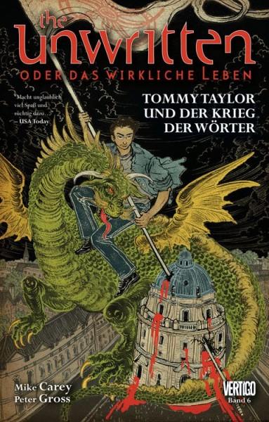 The Unwritten 6: Tommy Taylor und der Krieg der Wörter