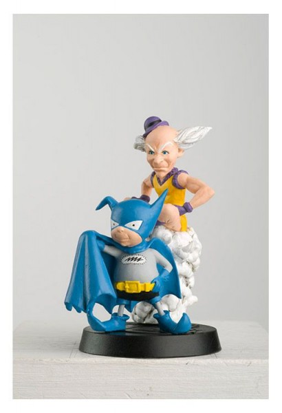DC-Figur: Mr. Mxyzptlk & Bat-Mite