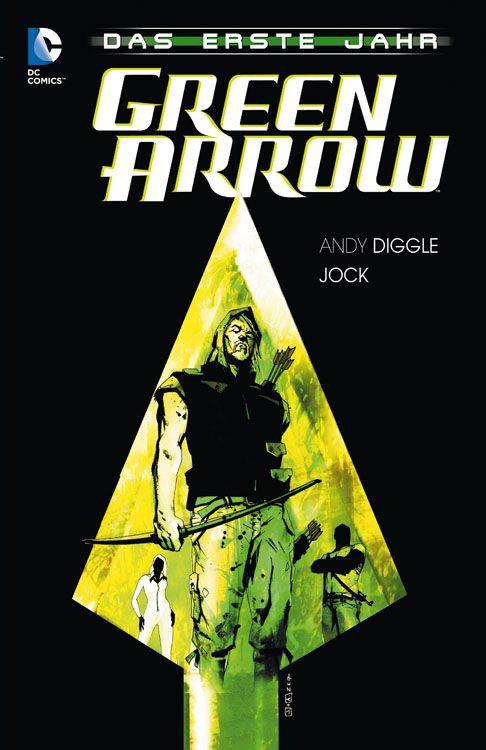 Green Arrow: Das erste Jahr - Special...