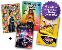 Birds of Prey: Bundle zum Kinofilm