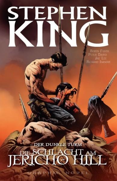 Stephen King - Der dunkle Turm 5: Die Schlacht am Jericho Hill