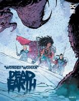 Wonder Woman: Dead Earth 2 Cover