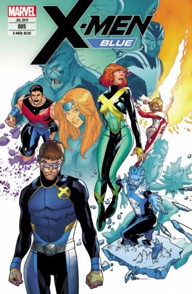 X-Men: Blue 5