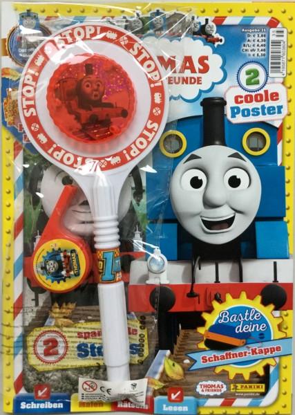 Thomas und seine Freunde Magazin 35